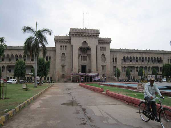 Admissions into 7 courses through merit in Osmania University