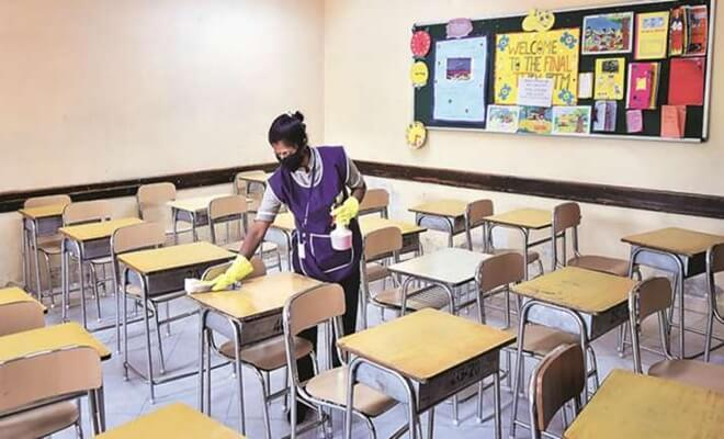 Andhra Pradesh schools to reopen on odd-even basis for Classes 1-8 from Nov 2