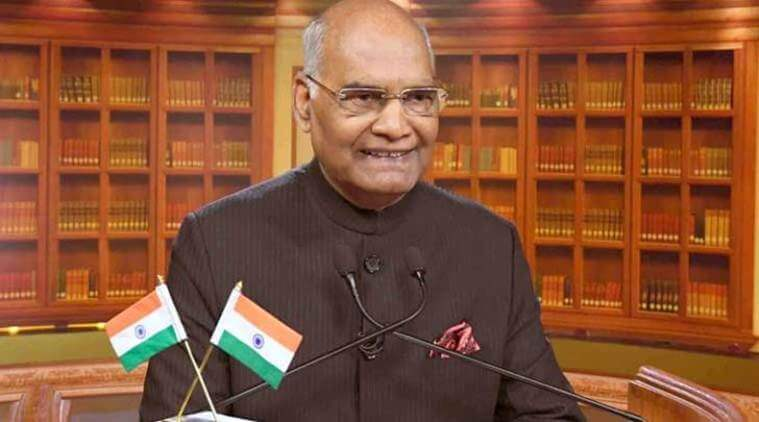 President Kovind urges students to work towards making India the best nation by 2047