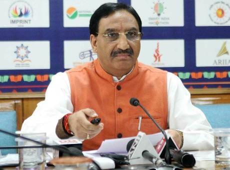 Edu Minister Ramesh Pokhriyal to virtually meet state education secretaries tomorrow