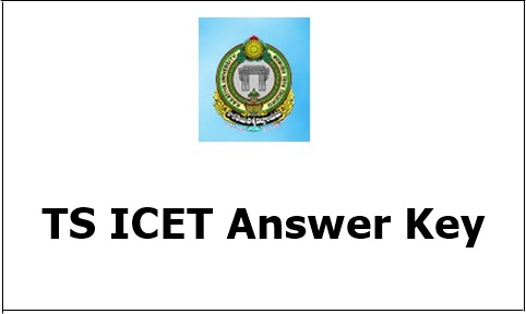 TS ICET 2019 preliminary key to be released today