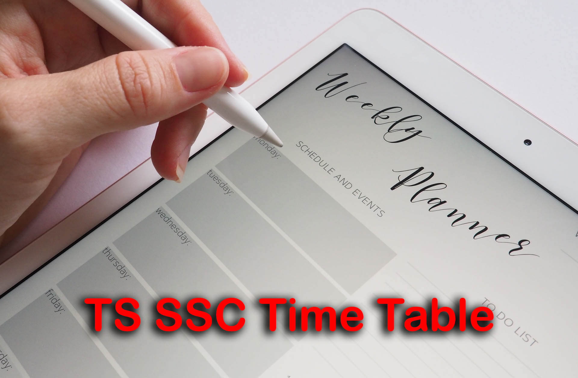 Telangana announces SSC time table at manabadi.co.in