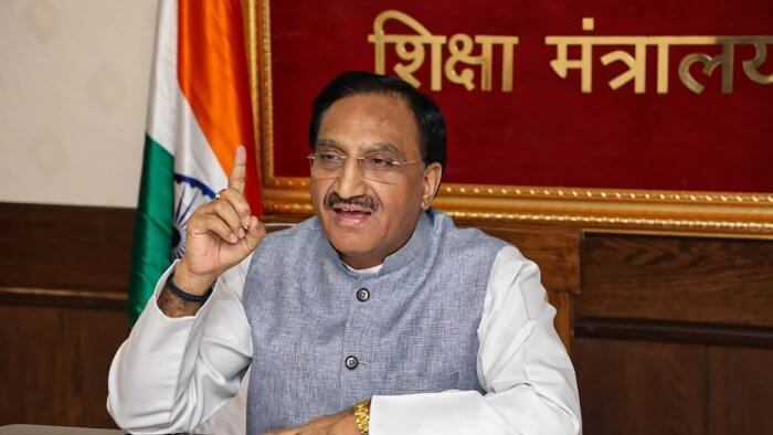 JEE Main 2021 May exam postponed due to Covid-19, says Edu Minister Ramesh Pokhriyal