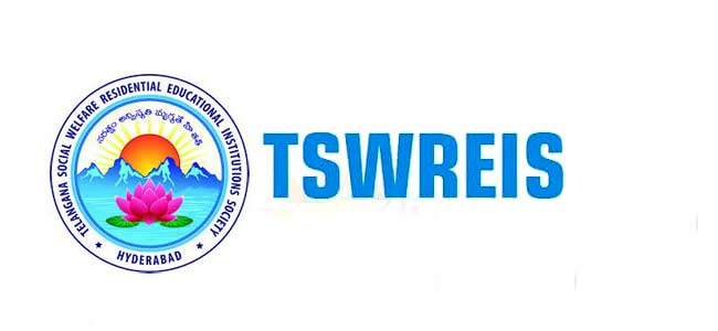TSWREIS course last date is May 21