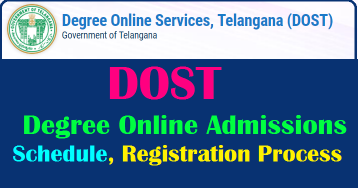 DOST registration, web options extended
