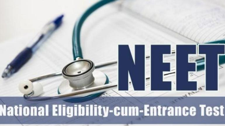 NEET registrations begin