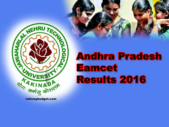 AP EAMCET 2016 result to be declared today