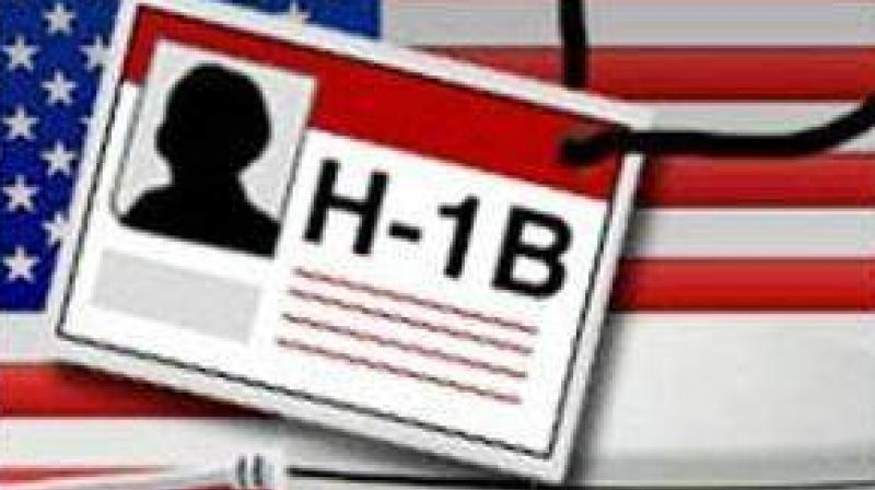 Apply online for H-1B visa from April
