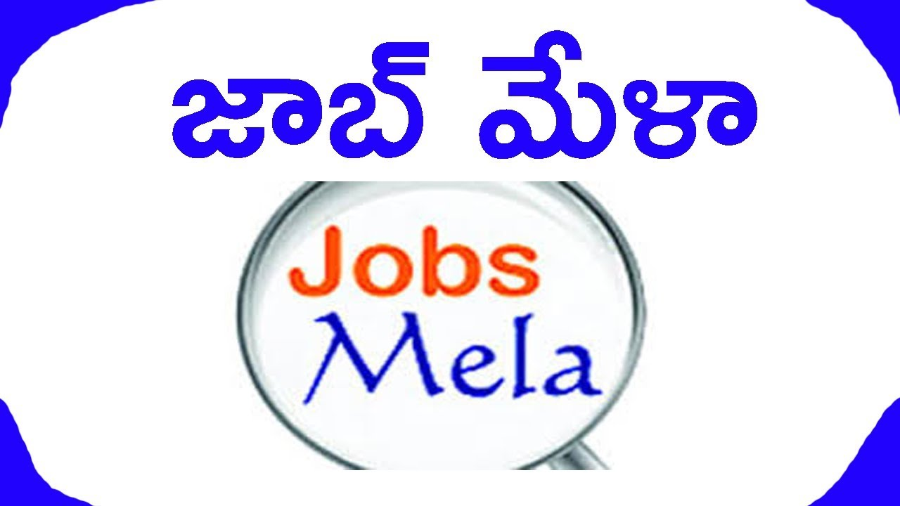 Job mela in Gadwal on December 13