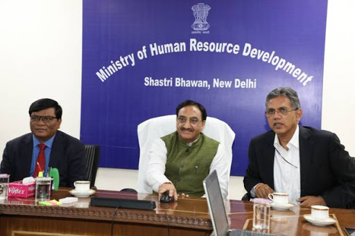 Appointment of nodal officers to oversee online education and welfare of hostel students: HRD Ministry