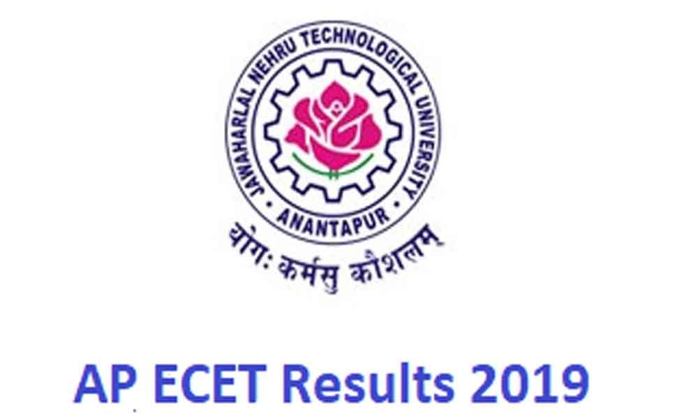 AP ECET 2019 results announced