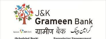J&K Grameen Bank Recruitment 2015