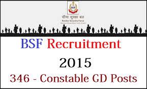 bsfrecruitment2015forconstablepost