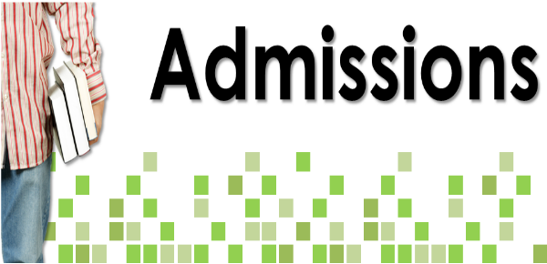 Spot admissions for degree courses
