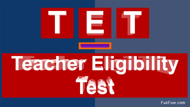 Teacher Eligibility Test certificate validity extended to lifetime