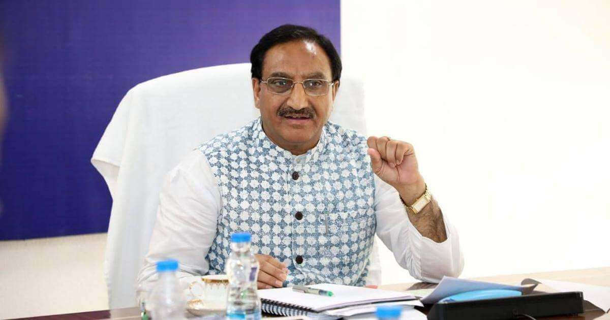 Education Minister Ramesh Pokhriyal to discuss CBSE board exams, JEE, NEET dates on Dec 12