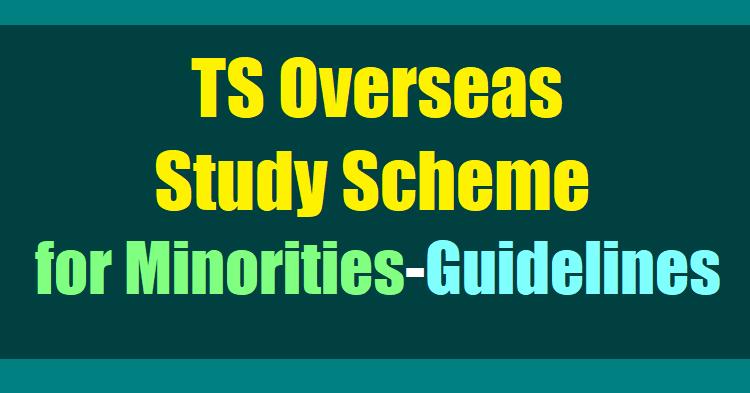 Maximum income limit increased for Minorities overseas scholarship scheme