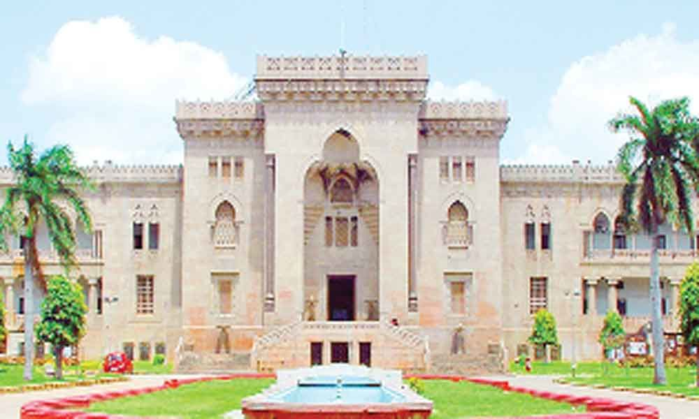 Osmania University is now Wi-Fi enabled