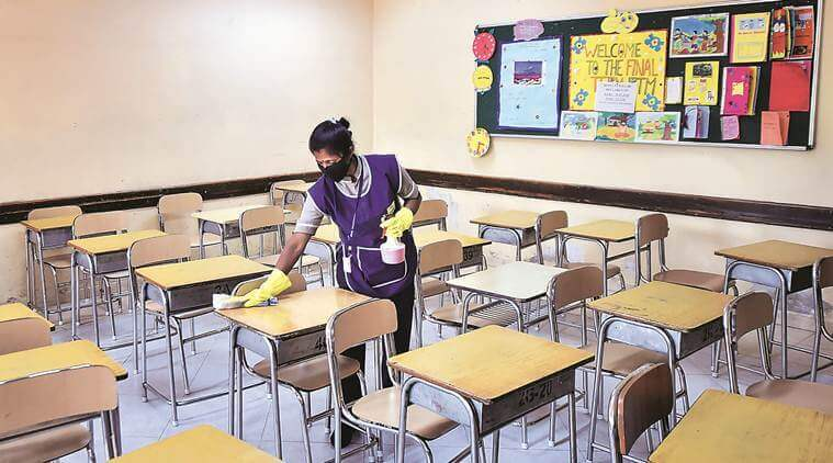 Haryana govt plans to reopen schools from July in phased manner