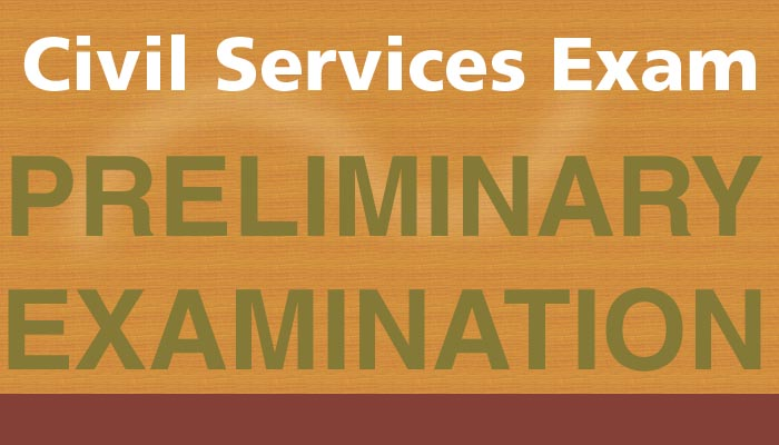 Civil services preliminary exams on Aug 7