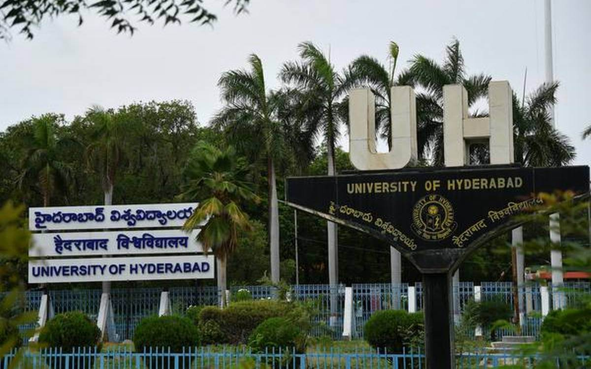 universityofhyderabadrankedamongtopinstitutionsinglobalrurrankings2021