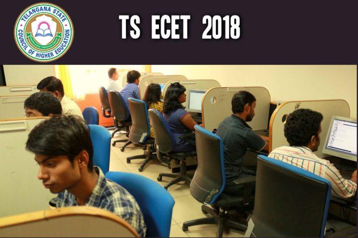 TSECET exam on May 9