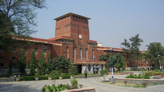 Delhi University suspends online classes till May 16