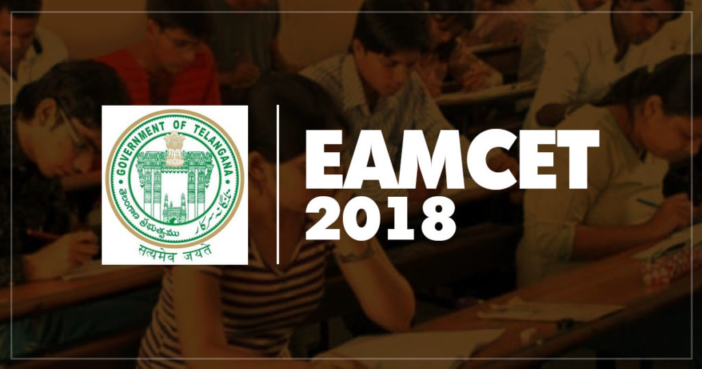 TS Eamcet 2018 results declared