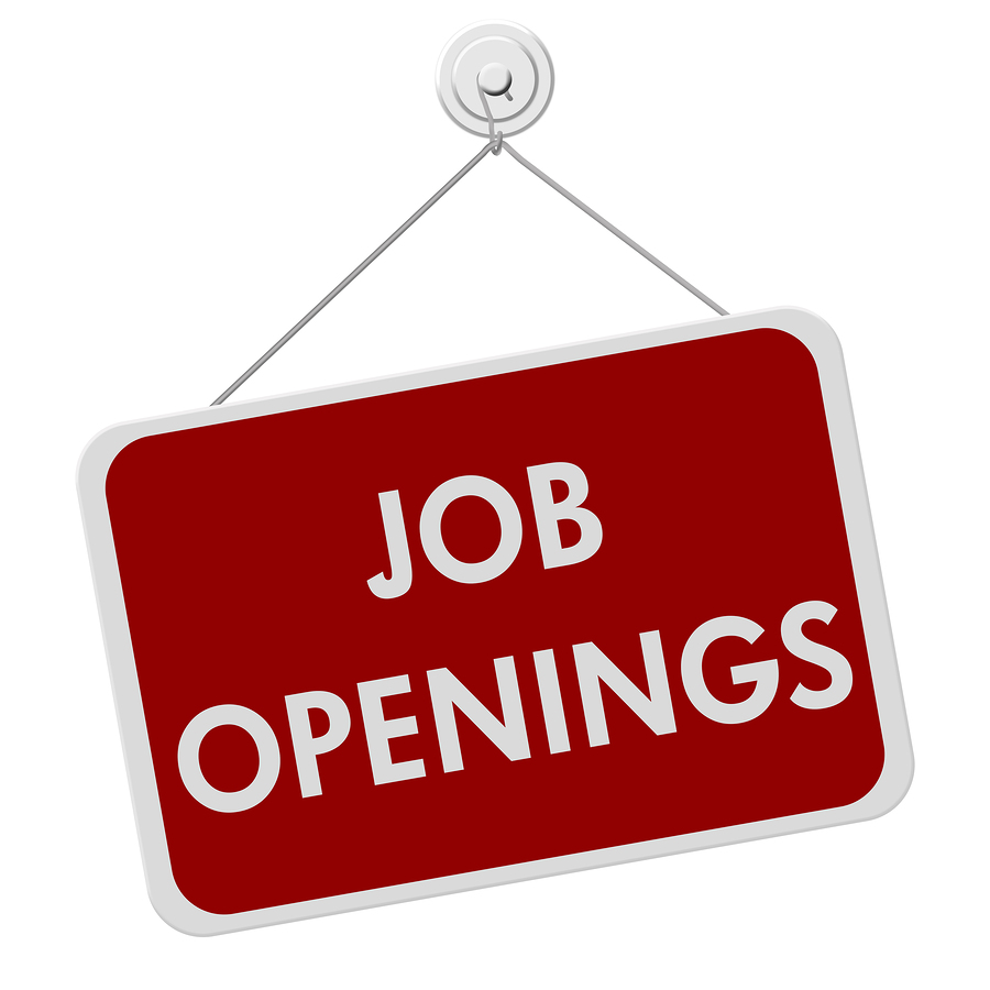 Job openings for Tentmender, Safaiwala, Marker, Tailor