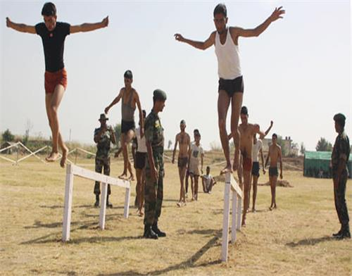 Army to conduct recruitment rally from Nov 1