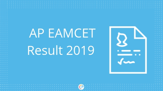 AP EAMCET 2019 results to be declared today