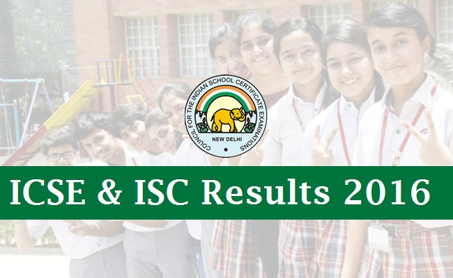 ICSE Class 10th and ISC Class 12th results declared