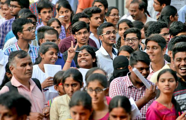 Two lakh qualify for JEE advance exam