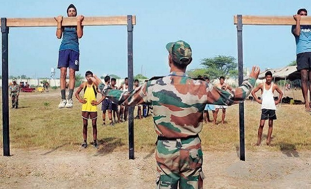 Army Recruitment Rally in Karimnagar from Oct 7