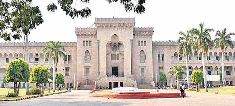 MBA admissions at Osmania University