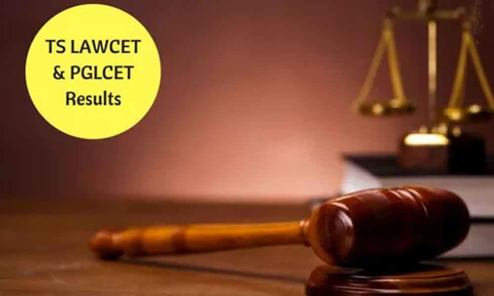 TS LAWCET, PGLCET-2019 results declared