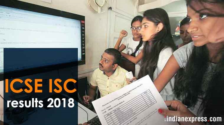 ICSE,ISC results today
