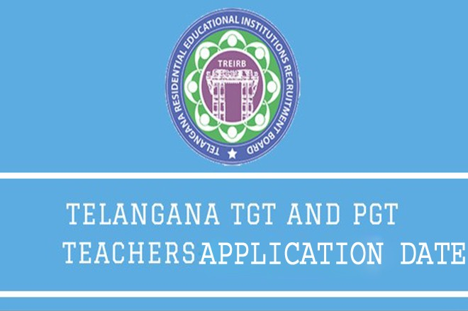 Last date for online applications for TGT, PGT posts extended