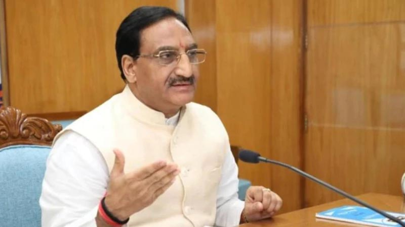 Indications from govt on reopening schools after April 14, says Ramesh Pokhriyal Nishank