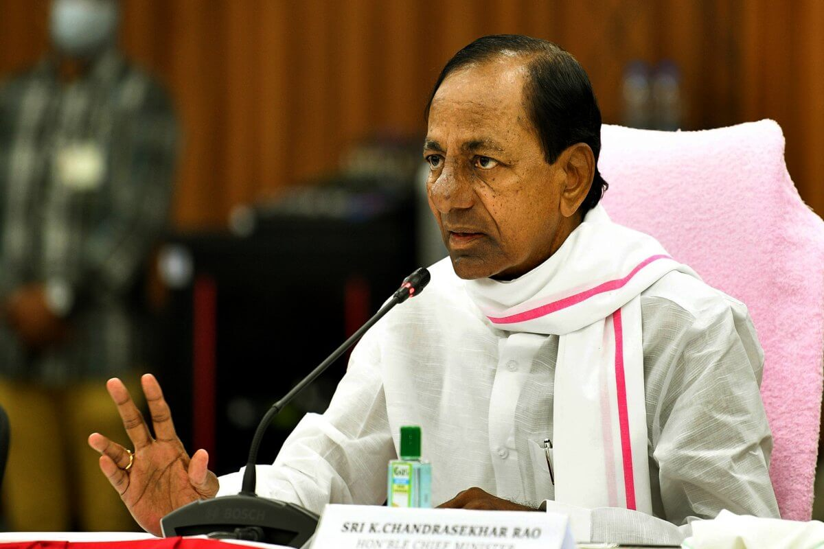 Telangana government announces to recruit around 50,000 MBBS stduents to treat Covid-19 patients