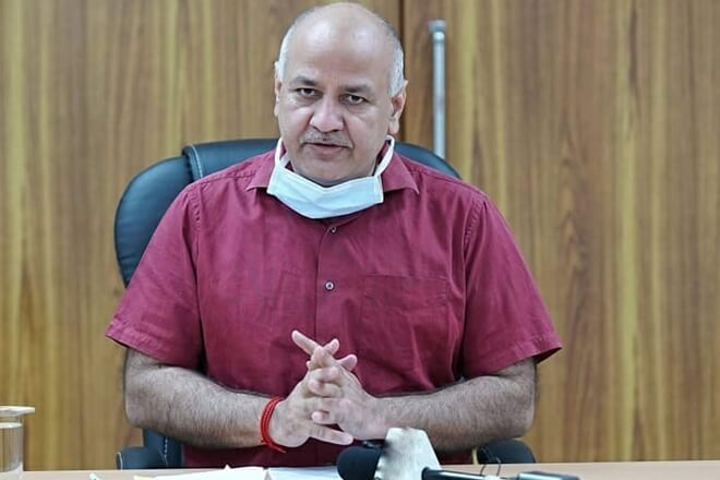 Deputy CM Manish Sisodia says Society needs to change its perspective towards vocational courses