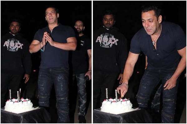 Salman Khan celebrate his 53rd  birthday today