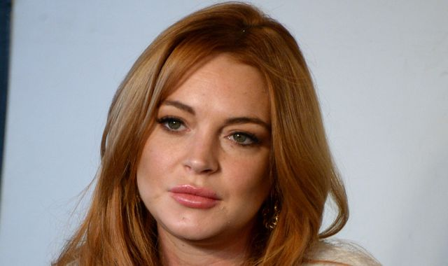 Lindsay Lohan apologises for criticising MeToo movement