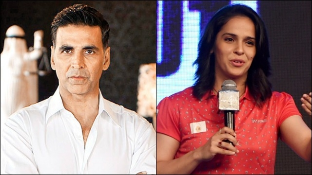 Maoists threaten Akshay Kumar, Saina Nehwal over aid to kin of CRPF martyrs