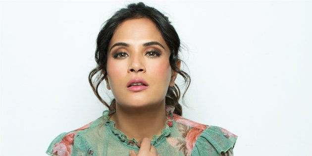 Richa Chadha takes on 12 avatars for Shakeela calender