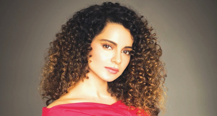 Kangana Ranaut said that item songs should be banned in all films.