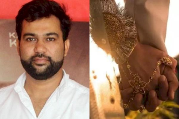 Ali Abbas Zafar gets married, shares picture with wife