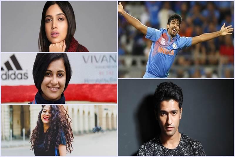 Jasprit Bumrah, Harmanpreet Kaur, Vicky Kaushal, Bhumi Pednekar named in Forbes India 30 Under-30 list