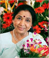Asha Bhosle celebrates her  82nd birthday
