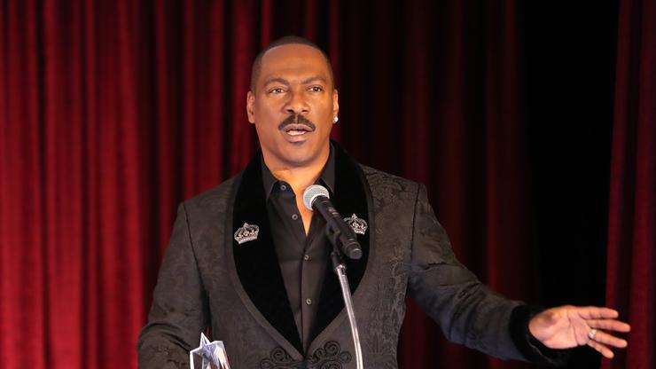 Eddie Murphy to receive Critics